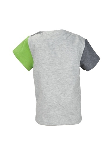 Mininio Grimelanj Kaplan Baskılı T-Shirt (9-24ay) Grimelanj Kaplan Baskılı T-Shirt (9-24ay) Renkli